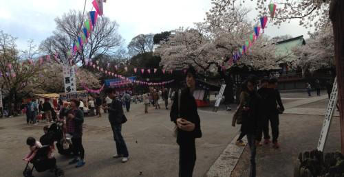喜多院春祭り
